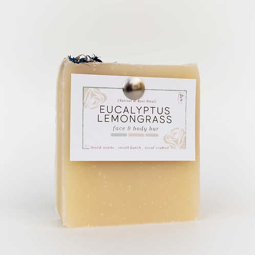 Eucalyptus Lemongrass Bar