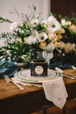 """Styled shoot see """"Dark Floral"""" in Gallery page"""