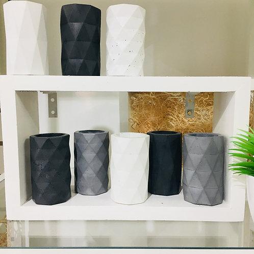 Concrete Small Vase