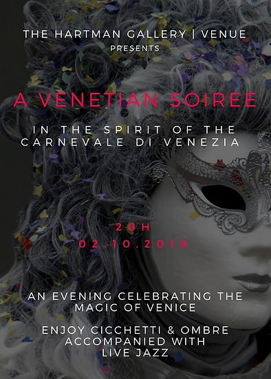 Venetian Soiree