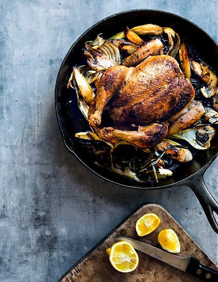 pollo (chicken) class