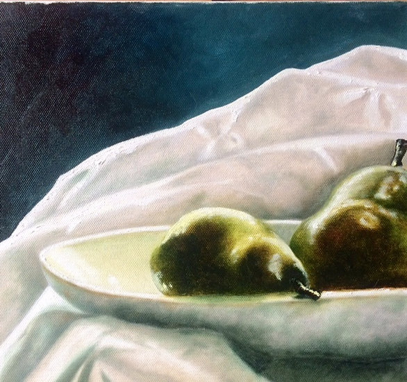 Lucy Quintero- Pair of Pears