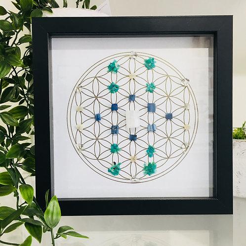 Frame Crystal Grid TRUTH