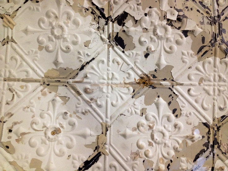 antique tin ceiling tiles
