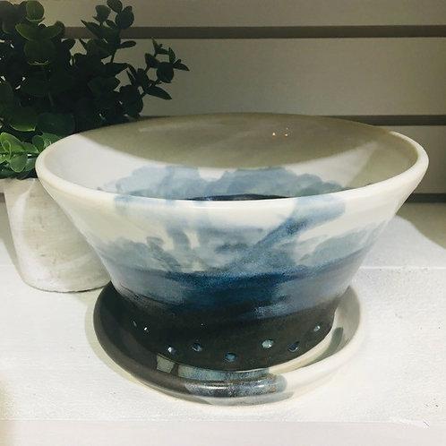 Ceramic Berry Bowl Locally Handmade