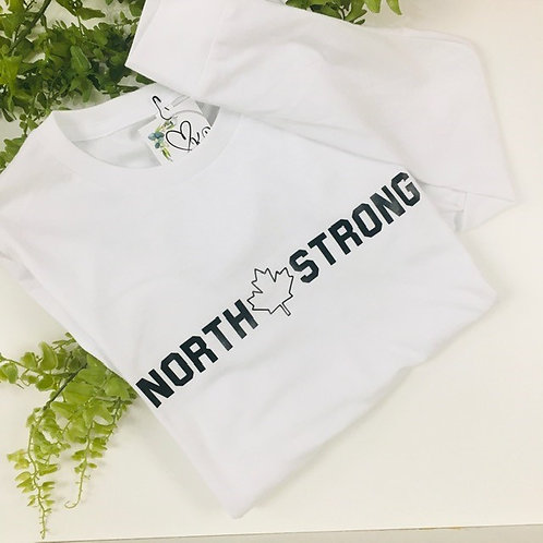 "Long Sleeve ""North Strong"""