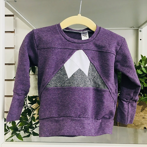 Boozoo Baby Handmade Grow with Me Banff Sweater Size 3-12 months