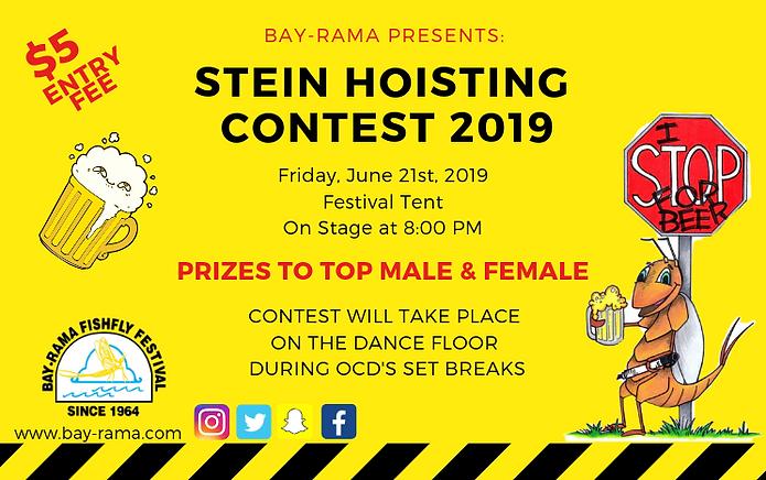 2019 Bay-Rama Fishfly Festival - Events - Lake St Clair - 6