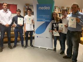 Alunos da Póvoa premiados pela Sociedade Portuguesa de Física