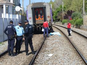 Mais uma morte na passagem de nível de Vila Franca