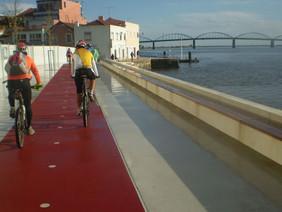 Estrada Nacional 10 vai ter ciclovias em Alhandra e na Póvoa