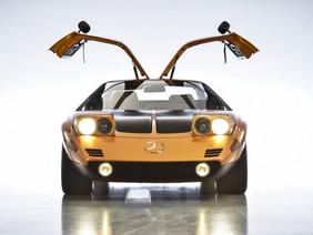 Ícone da Mercedes fez 50 anos