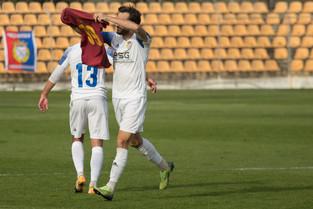 Alverca bate Almeirim e dedica vitória a Alex