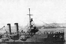 Os barcos a vapor e a armada portuguesa