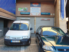Câmara quer comprar estacionamento do Vilafranca Centro