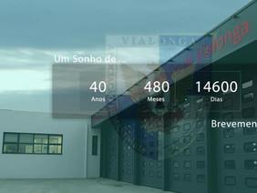 Bombeiros inauguram novas instalações a 16 de Junho