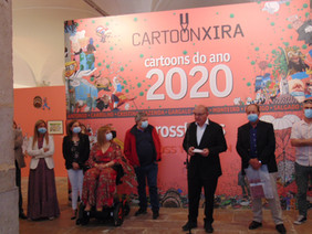 Cartoon Xira 2021 abre com três exposições