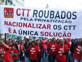 CTT garantem que não fecham estações em Vila Franca