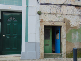 """Casas devolutas """"ameaçam"""" Núcleo do Sporting"""