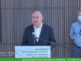 Vila Franca tem proposta de Plano de Ambiente