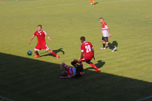 Vilafranquense já é líder no Campeonato de Portugal
