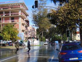 Semáforos desligados são um perigo na Castanheira