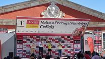 Raquel Queirós conquista amarela em Vila Franca