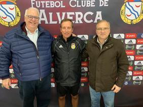 Alexandre Santos é o novo treinador do Alverca