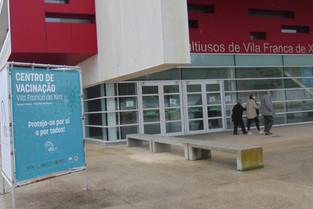 Vila Franca já tem mais de 8400 vacinados