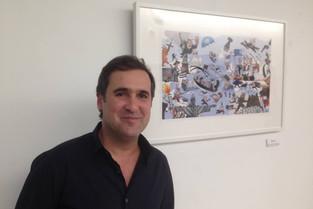 Vasco Gargalo é o Melhor Cartoonista Europeu de 2017