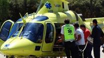 Acidente com quatro feridos na várzea de Samora
