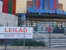 37 fracções Vilafranca Centro à venda em leilão