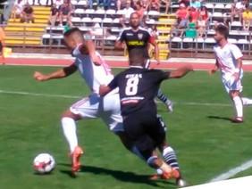 Vilafranquense afastado da Taça da Liga