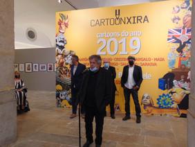Vila Franca expõe o melhor do cartoon
