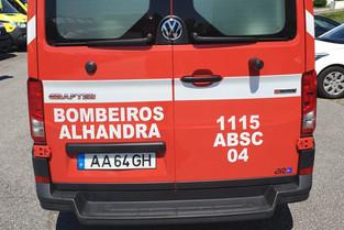 Jovem de 15 anos terá desaparecido no Tejo em Alhandra