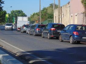 Brisa promete acelerar obra na entrada de Vila Franca