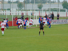 Dérbi Vilafranquense-Alverca joga-se no domingo