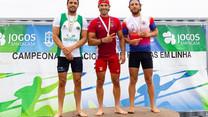 Fábio Cameira conquista o bronze no Nacional