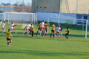 Vilafranquense ganha em Alcanena e está a 1 ponto do líder