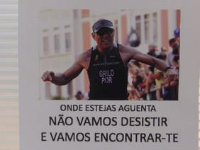 Luís Grilo está desaparecido há duas semanas