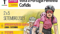 Primeira Volta feminina tem etapa em Vila Franca