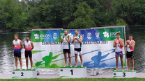 Alhandra traz quatro medalhas do Nacional de Maratonas