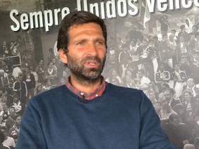 João Tralhão é o novo treinador do Vilafranquense