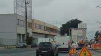 Trânsito alternado entope Vila Franca de Xira