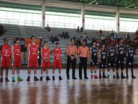 XiraBasket junta mais de 200 jovens praticantes