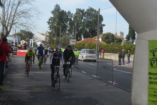 Contra-Relógio de Samora junta mais de 400 ciclistas