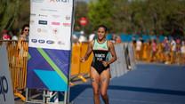 Alhandrense Ana Ramos venceu Triatlo de Caminha