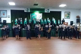Filarmónica União Samorense celebra centenário