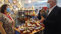Salão de artesanato tem lotação alargada para 250 visitantes