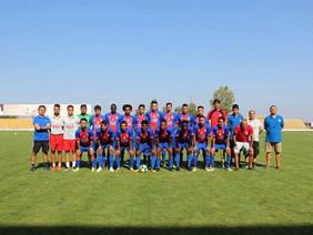Juniores de Alverca e Vila Franca em grande nos nacionais